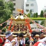 横浜浅間神社例大祭2015!露店と御神輿で盛り上がろう!