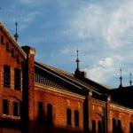 赤レンガ倉庫のアートリンク(スケートリンク)は12月5日にオープン