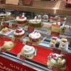 横浜駅での24日のクリスマスケーキ販売状況