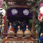 浅間神社の例大祭2016に行ってきました!