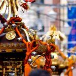 横浜市には洲崎大神のちょうちん祭りというのがあるらしい