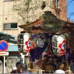 横浜浅間神社の例大祭に行って来ました!ちょっとだけレポートします!